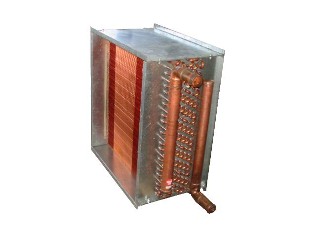 Copper Fins Chilled Water